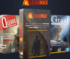 LeadMax do Abelardo Dantas Funciona